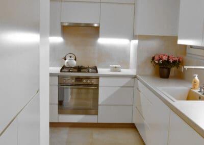 Metamorfoza MG Architekci zdjęcia z realizacji kuchnia