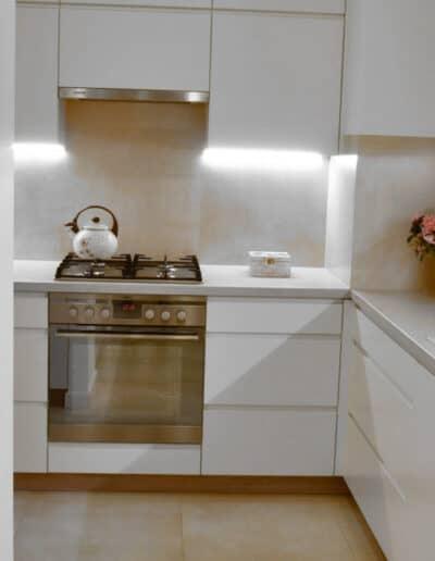 projektanci wnętrz 005 Metamorfoza Metamorfoza MG Architekci zdjęcia z realizacji kuchnia