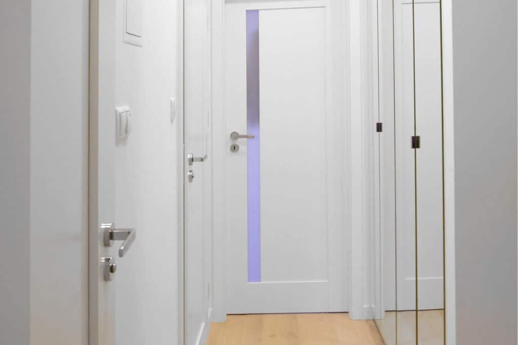 projektanci wnętrz 023 Metamorfoza Metamorfoza MG-Architekci zdjęcia z realizacji przedpokój