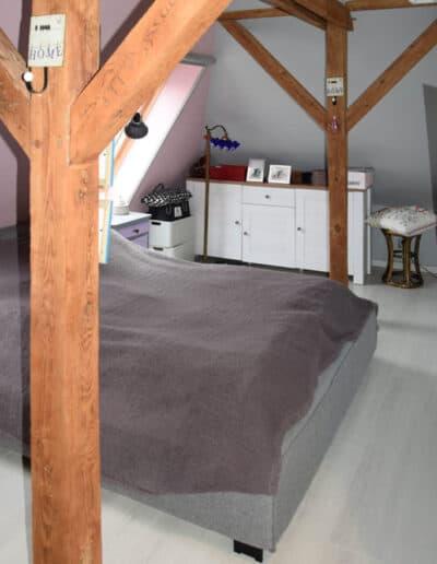 projektanci wnętrz A002 sypialnia pomorze zachodnie Sypialnia Pomorze Zachodnie