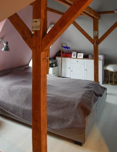 projektanci wnętrz A003 sypialnia pomorze zachodnie Sypialnia Pomorze Zachodnie