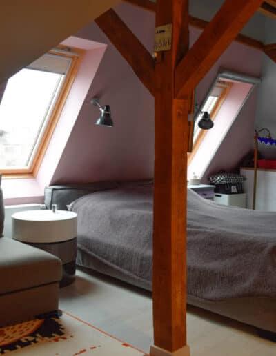 projektanci wnętrz A004 sypialnia pomorze zachodnie Sypialnia Pomorze Zachodnie