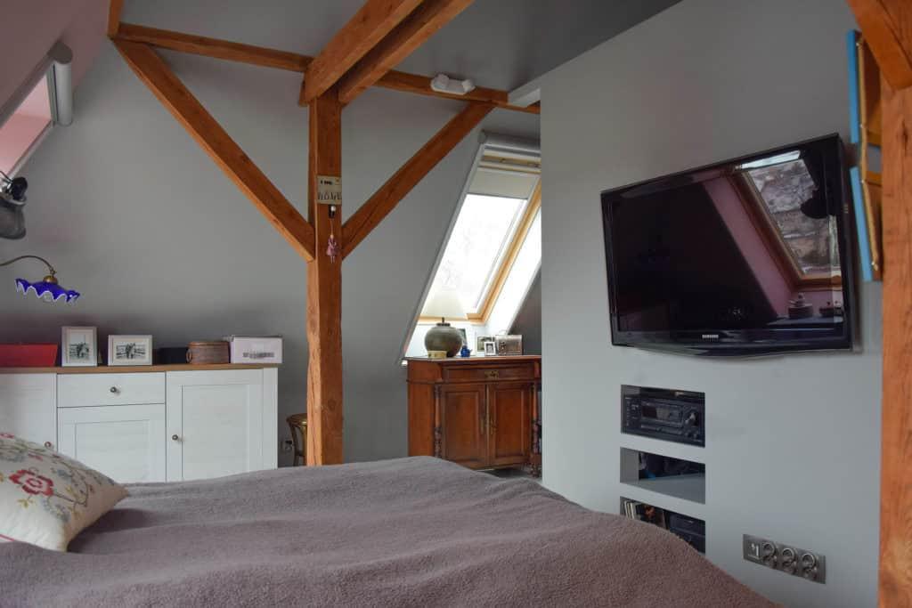 projektanci wnętrz A007 sypialnia pomorze zachodnie Sypialnia Pomorze Zachodnie