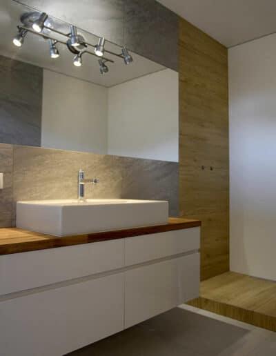 projektanci wnętrz C001 lazienka mieszkanie raszyn Nowoczesna łazienka w Raszynie