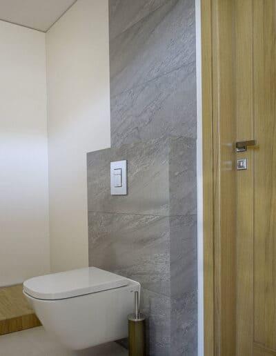 projektanci wnętrz C003 lazienka mieszkanie raszyn Nowoczesna łazienka w Raszynie