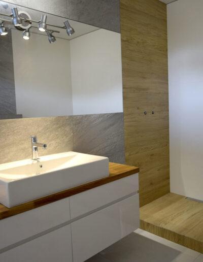projektanci wnętrz C004 lazienka mieszkanie raszyn Nowoczesna łazienka w Raszynie