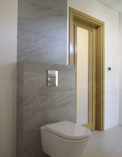 projektanci wnętrz C006 lazienka mieszkanie raszyn Nowoczesna łazienka w Raszynie