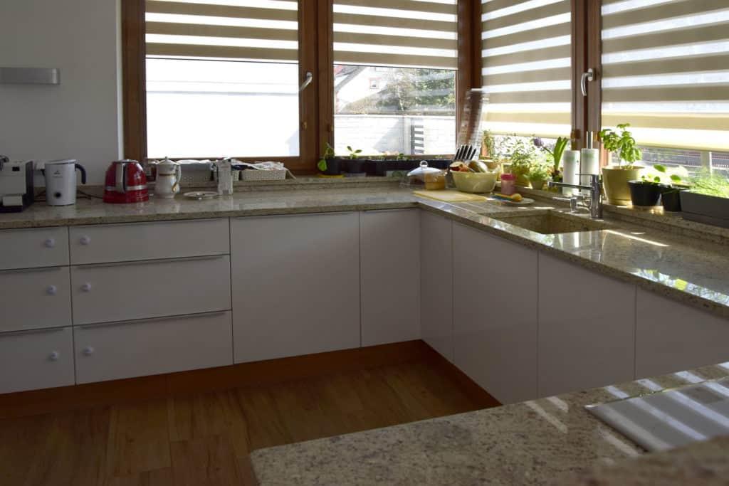 projektanci wnętrz D013 kuchnia mieszkanie raszyn Kuchnia mieszkanie w Raszynie