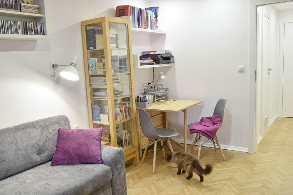 Pokój mieszkanie Lotaryńska