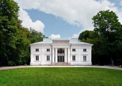 Elewacja Pałac Celeśnica