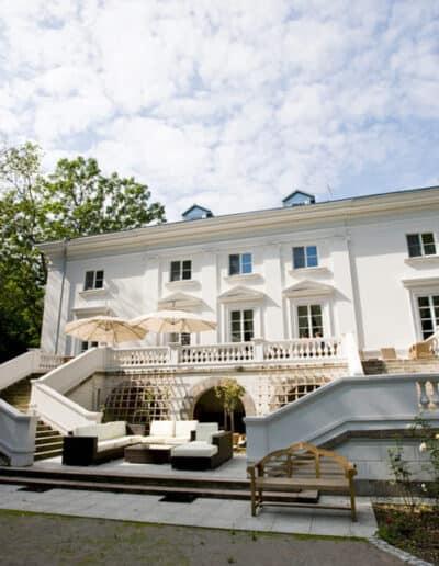 projektanci wnętrz Palac Cielesnica elewacja A003 Elewacja Pałac Celeśnica