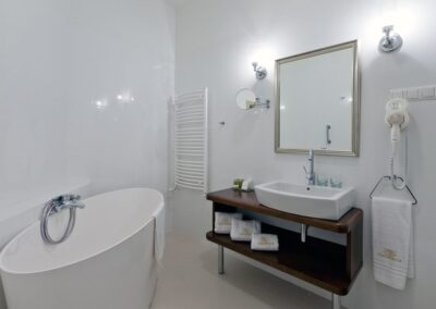 Łazienka Apartament Deluxe Pałac Celeśnica