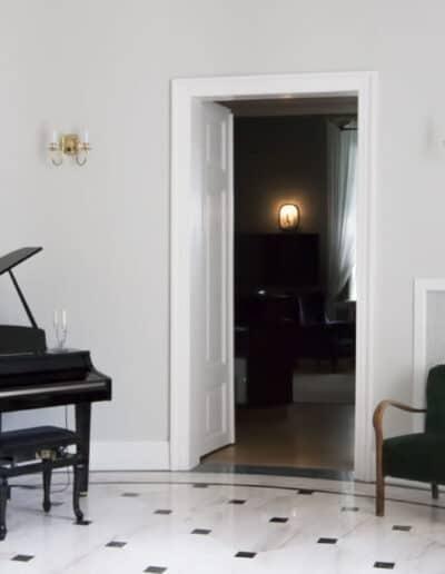 projektanci wnętrz Palac Cielesnica glowny hol Główny hol Pałac Celeśnica