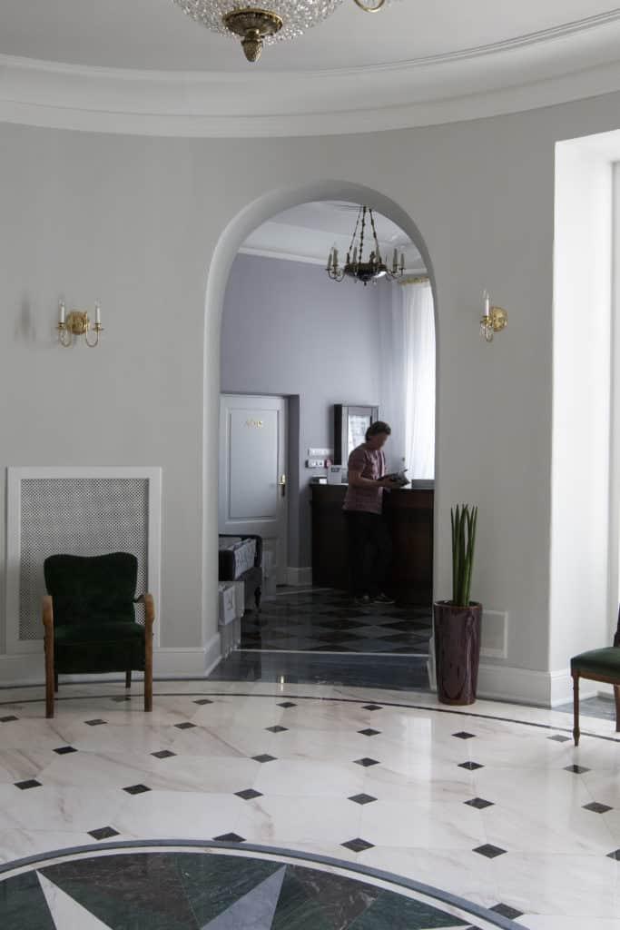 projektanci wnętrz Palac Cielesnica glowny hol A008 Główny hol Pałac Celeśnica