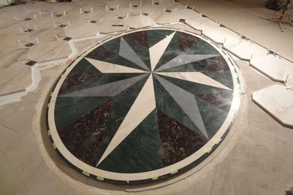 projektanci wnętrz Palac Cielesnica glowny hol B002 Główny hol Pałac Celeśnica