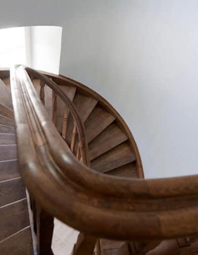 projektanci wnętrz Palac Cielesnica klatka schodowa A001 Klatka schodowa Pałac Celeśnica
