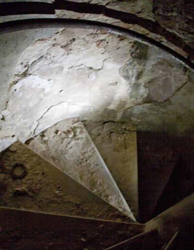 projektanci wnętrz Palac Cielesnica klatka schodowa B009 Klatka schodowa Pałac Celeśnica