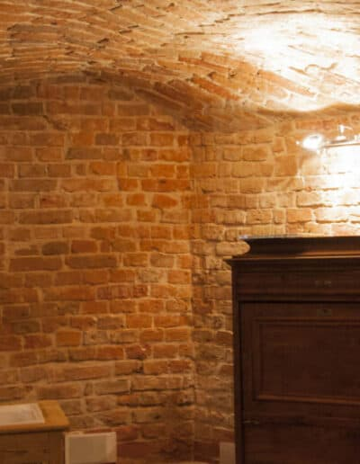 projektanci wnętrz Palac Cielesnica pomieszczenia piwniczne 1G Pomieszczenia piwniczne Pałac Celeśnica