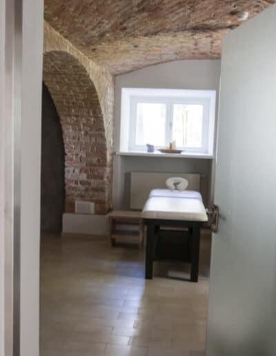 projektanci wnętrz Palac Cielesnica pomieszczenia piwniczne 1K Pomieszczenia piwniczne Pałac Celeśnica