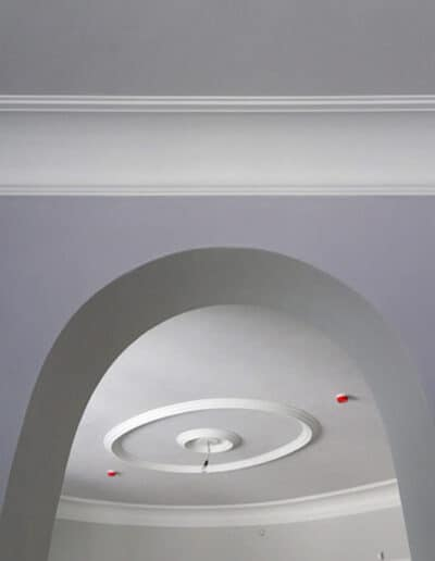 projektanci wnętrz Palac Cielesnica recepcja A1 Hol z łazienką Pałac Celeśnica