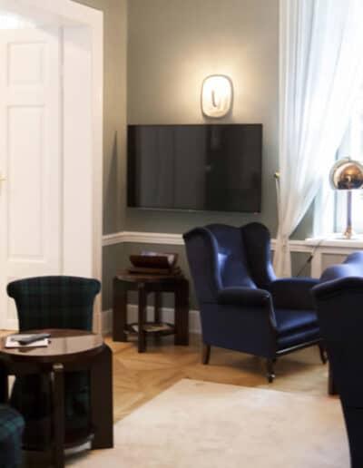 projektanci wnętrz Palac Cielesnica sala barowa A006 Sala barowa Pałac Celeśnica