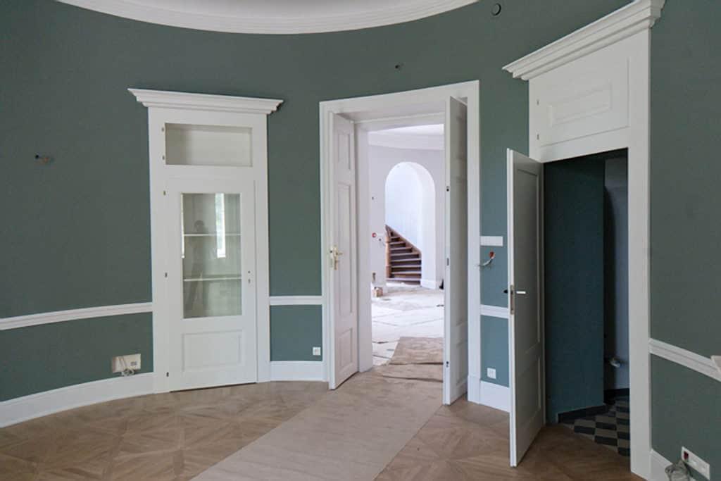 projektanci wnętrz Palac Cielesnica sala barowa B2 Sala barowa Pałac Celeśnica