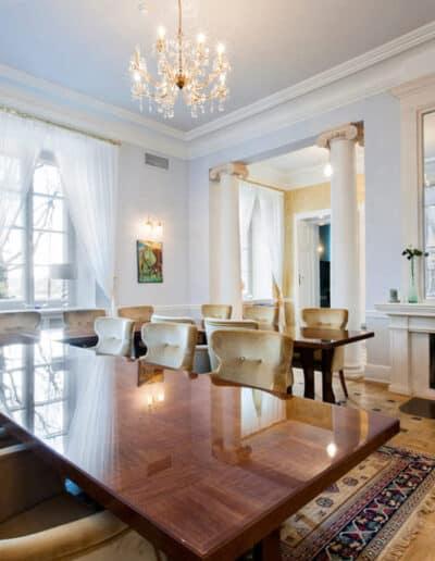 projektanci wnętrz Palac Cielesnica sala konferencyjna A001 Sala konferencyjna Pałac Celeśnica