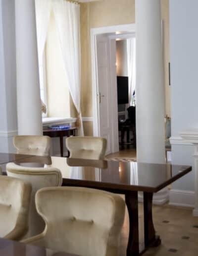 projektanci wnętrz Palac Cielesnica sala konferencyjna A006 Sala konferencyjna Pałac Celeśnica