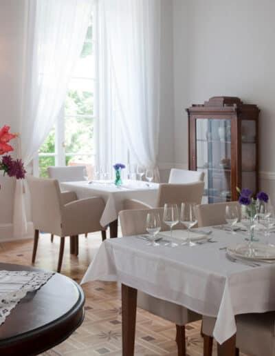 projektanci wnętrz Palac Cielesnica sala restauracyjna A002 Restauracja Pałac Celeśnica