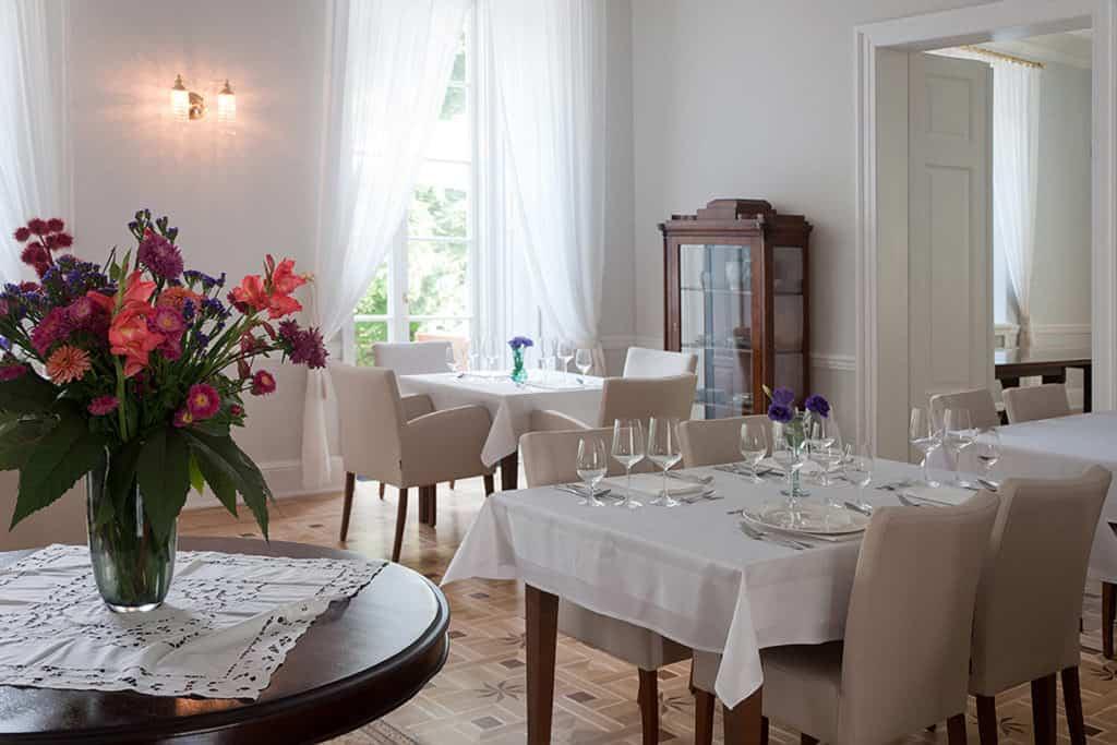 projektanci wnętrz Palac Cielesnica sala restauracyjna A007 Restauracja Pałac Celeśnica