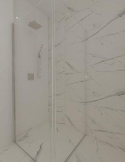 projektanci wnętrz lazienka goscinna dol 1d Mała łazienka dla gości