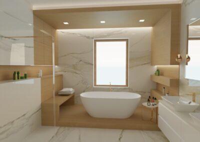 Łazienka jako salon kąpielowy