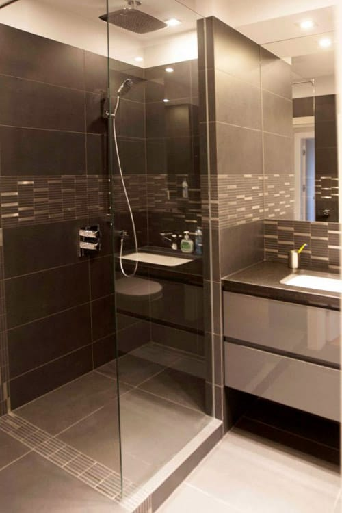 Łazienka wmieszkaniu naŻoliborzu