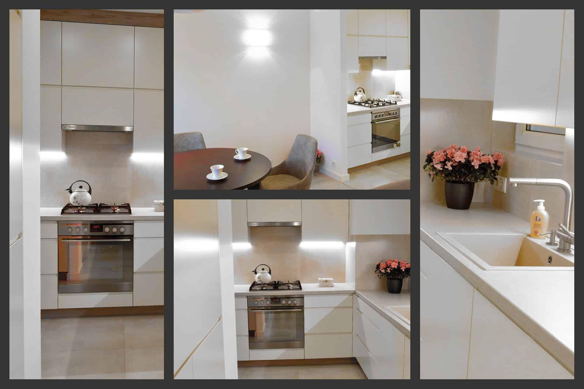 projektanci wnętrz po kuchnia ursynow Metamorfoza mieszkania