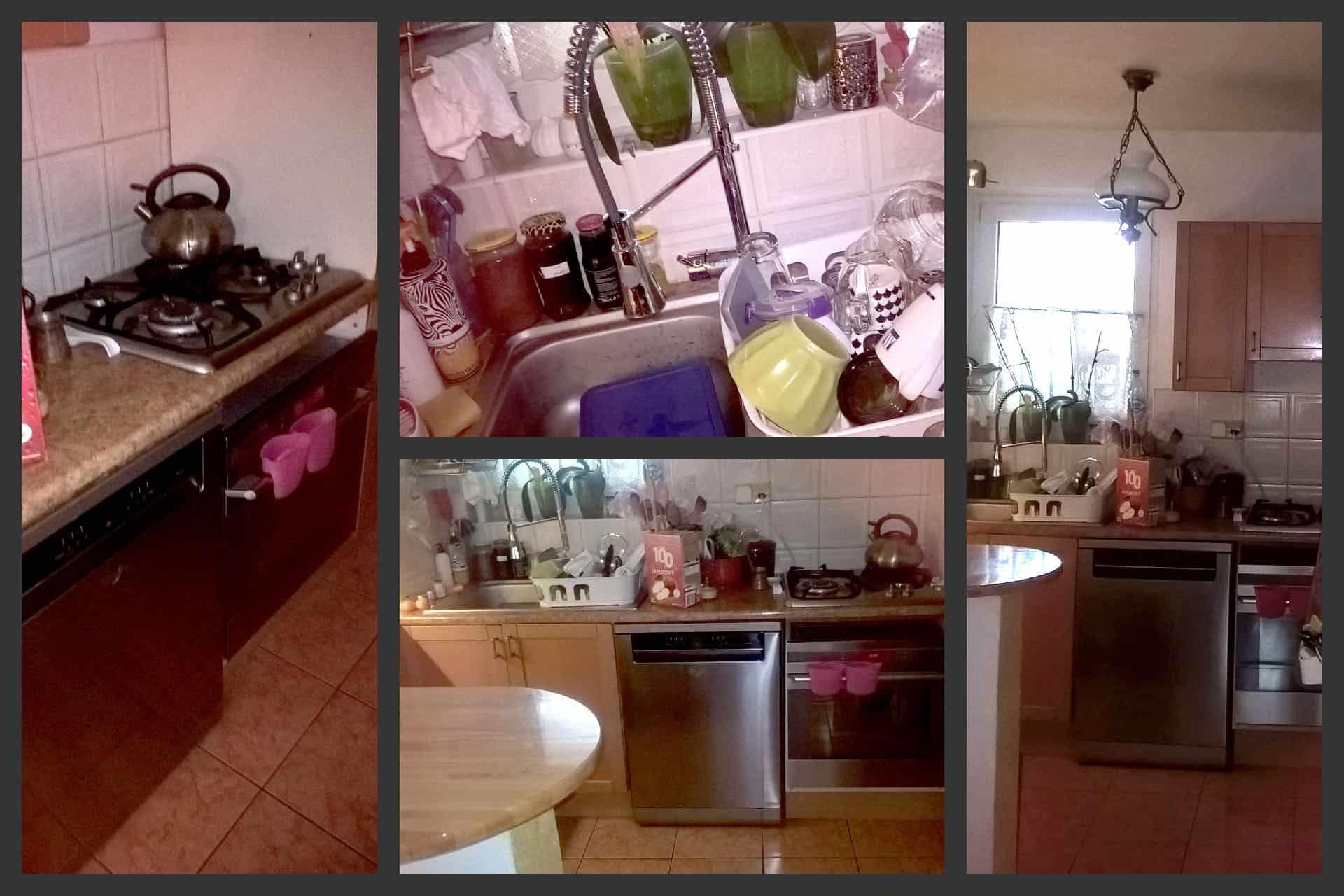 projektanci wnętrz przed kuchnia ursynow Metamorfoza mieszkania