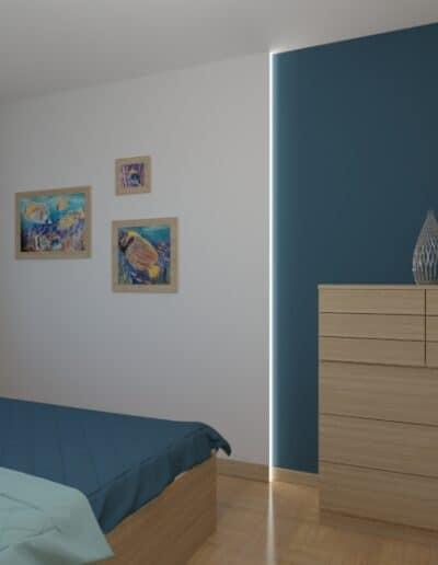 projektanci wnętrz sypialnia rodzicow 3a Sypialnia dla rodziców